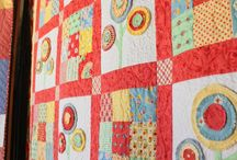 Quilting pleasures... / Everything new and exciting about quilting...