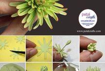 chrysant gumpaste