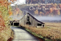 Backroads / Places long forgotten