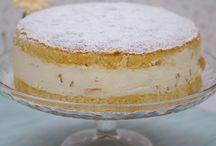 Pfirsich Maraquja Torte