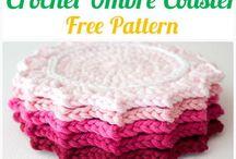 Coasters Crochet