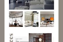 website - interior design
