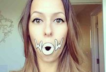 Formation face painting