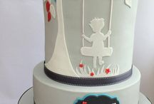 Cakes: Christening Day