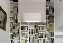 Bookshelves / For the Love of books.