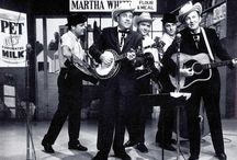 bluegrass/old-time style / by Andrea Brown