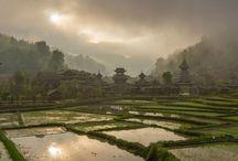 Travel into Asia