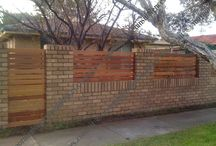 Fence Wall