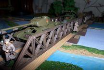 моя миниатюра / мои солдатики из домашней коллекции