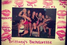 Bachelorette party ideas / Miranda's bachelorette party / by Natasha Peterson