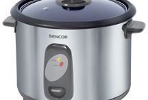 Rice Cookers / http://www.sencor.eu/rice-cookers