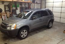 Used 2005 Chevrolet Equinox for Sale ($6,795) at Grand Haven, MI / Make:  Chevrolet, Model:  Equinox, Year:  2005, Body Style:  SUV, Exterior Color: Silver, Interior Color: Gray, Doors: Five Door, Vehicle Condition: Excellent,  Mileage:145,000 mi, Transmission: Automatic, Fuel: Gasoline, Drivetrain: 2 wheel drive - front, Power Windows, Rear Window Defroster, Rear Window Wiper, Tinted Glass.   Contact: 616-846-5516   Car Id (56762)