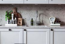 Nytt kök och vardagsrum
