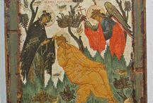 Art icon bizantyn