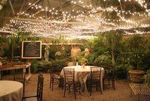 Green house wedding location