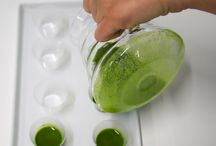 #SproutsNotes: Making SproutsIO Wheatgrass Shots / Our software team graciously made nutrient-rich wheatgrass shots for the office this morning. Take a look at their step-by-step photo guide that shows how easy it is to grow and harvest your own wheatgrass using SproutsIO. What a perfect way to recharge!