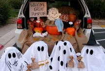 Trick or Trunk ideas