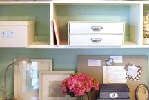 Office organization / by Candice Marie