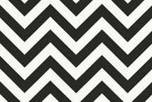 Chic Chevron / An ode to the zig and the zag.