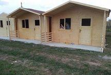 Case si cabane din lemn timisoara