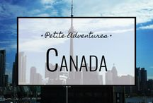 Canada / For more travel tips, tales and info visit: https://petiteadventures.org/category/canada/