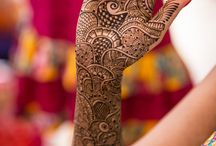 Mehndi / Designs from my mehndi artists