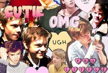 Thomas Brodie Sangster Collage