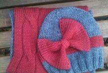 шапки / вязание