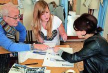 Projekt Český design 2015 / Tři studenty, tři osobnosti a tři různé tvůrčí přístupy při tvorbě exkluzivních modelů pro herečku Betku Stankovou.