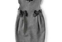 Baby semi formal dress