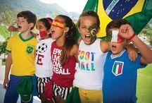 FUTBOL EPK / EPK presenta el grupo FUTBOL, inspirado en la Copa Mundial de Fútbol Brasil 2014. Franelas de los equipos más importantes y camisetas inspiradas en Rio de Janeiro, serán las piezas favoritas para esta emocionante temporada. ¡Visita nuestras tiendas y conoce nuestra nueva vitrina!