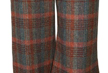 Tweeds Plaids & Brogues