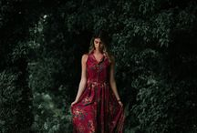 "Karavan clothing -""Ferrante"" dress"