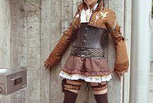 SWF Costume Ideas