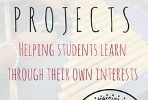 Project based curriculum