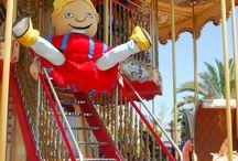 SAMY LA MASCOTTE DI MIRAGICA / Samy la mascotte di Miragica accoglie gli ospiti nel parco e contagia tutti con la sua allegria!