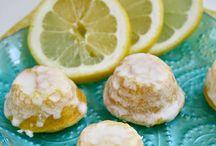 Mini cupcakes (lemon)