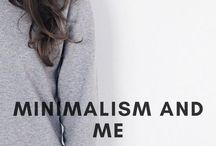 Minimalism - My Journey: Inspired by other minimalists