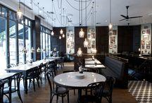 Inspiration | Restaurant Interiors