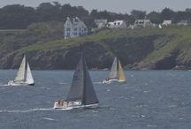Tour de Belle-Ile 2014 - La course / En course sur le TDBI 2014  #sports #voile #regate #bateau #sailing #saiboat #sailevent #sea #tdbi
