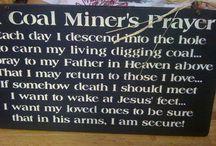 West Virginia  / #Coal - #Decals - #Signs - #Tats - #Coal Miners - #coal Jewelry