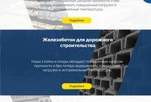 Web-design (KEKA design) / Мои работы по web-дизайну (KEKA DESIGN)
