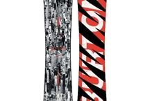 2014 Burton Snowboards / Burton delivers an appealing new collection of snow sliding devices for 2014.