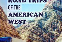 Travel // Road trippin'