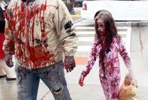 Zombie Walk Ideas