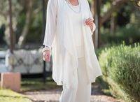 box2 | SUMMER Weddings at Box2 fashion / Box2 crepe/chiffon vest and crepe trousers, Armani grey