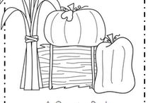 October/November in preK / by Shelley Howell