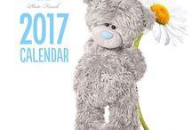 Me to You 2017 Calendars & Diaries