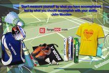 Badminton Equipments
