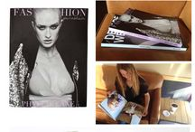 Couture Book Revisita Magazine / 100 page or 200 page magazine